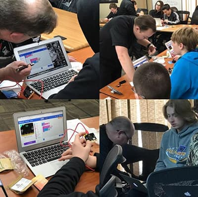 Image of Digi-Key Encourages Growth in STEM through Community Outreach During National Engineers Week 2018