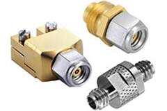 Image of Cinch-Johnson's mmWave Connectors and Adapters