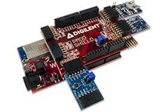 Image of Digilent's Pmod Shield Adapter Board