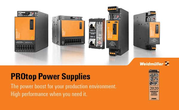 Image of Weidmuller PROtop Power Supply